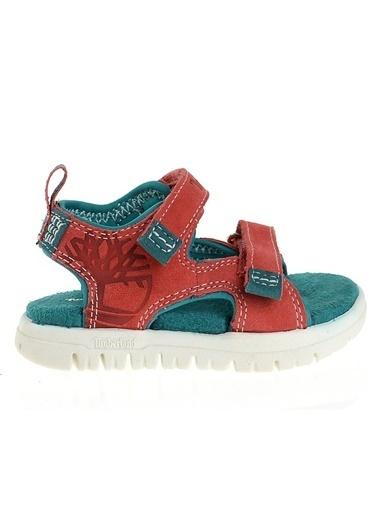 Timberland Sandalet Kırmızı